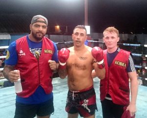 Sonny TKO Round 2