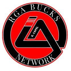 RGA Bucks K Capel Logo